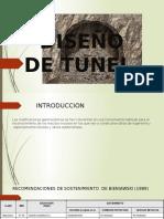 Diseño de Tunel