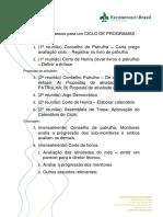 CICLO DE PROGRAMA - Checklist.docx