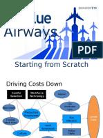 JetBlue Airways Starting Case