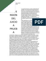 Suspension de Juicio a Prueba SOSA Y DIAZ