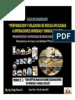 Módulo 1 - CONCEPTOS BASICOS SOBRE EXCAVACIONES EN MINERIA Y OBRAS CIVILES.pdf