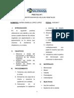 Practica de laboratorio IEEE C.Animal, C.Vegetal, P.H