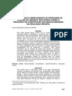 Paulo Melgaço _reflexões Brincaeiras