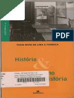 285771080 Historia e Ensino de Historia Thais Nivia de Lima e Fonseca PDF