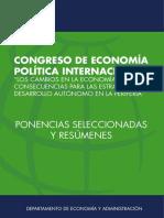 Ponencias Congreso de EPI