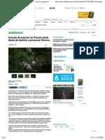 Isenção de imposto no Paraná ajuda donos de imóveis a preservar floresta - 01:06:2017 - Ambiente - Folha de S.Paulo