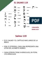 Analisis del SALMO 119