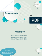 Kelas a Kelompok 7 Pneumonia