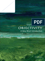Objectivity; A Very Short Introduction