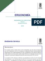 Ergonomia Tema 4
