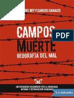 Campos de Muerte - Carlos Canales