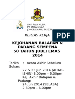 Kejohanan Olahraga Jubli Emas 2014