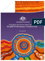 aboriginal and torres strait islander health performance framework 2014 report extracts