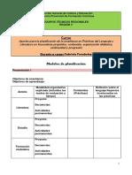 3. Modelos de Planificación