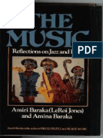Baraka, Imamu Amiri (1987) - The Music Reflections on Jazz and Blues