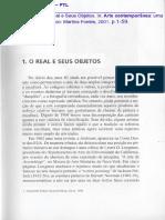 ARCHER, Michel. Arte Contemporânea. 1- o real e seus objetos.pdf