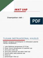 K3 PESAWAT UAP-