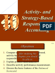 Management Accounting Ch10