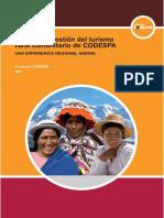 Modelo Gestion Turismo Rural Comunitario 1