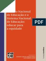 PNE e SNE Educar Para Equidade - RONCA e ALVES