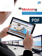 Movicon 11 Monitoring vision and Control