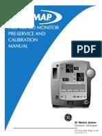 GE Dinamap Pro 100-400 - Service Manual