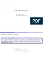 Clase Trigonometría