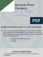 To.dp -A Cooperação Penal Europeia