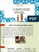 Discapacidad Visual-power Point