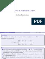 clase-matrices y determinantes.pdf