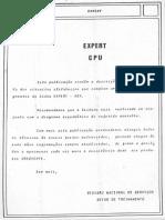 Gradiente Expert - CPU