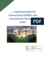 Energia Renovable No Convencional