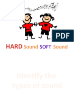 Loud Sound Soft Sound