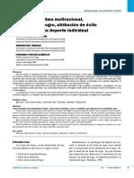 Orientación y Clima motivacional - Logro, atribución y diversión en un deporte.pdf