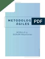 MOOC Metodologias Agiles M5