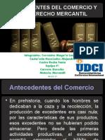 antecedentesdelcomercioydelderechomercantil-120509110203-phpapp01.pptx