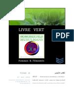 Livre Vert 2011