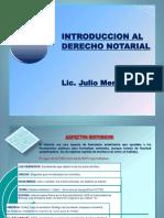 el derecho notarial - lic julio merino - sabado 30 agosto 2014.pptx