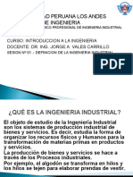 Sesion Nº01 Introduccion a La Ingenieria