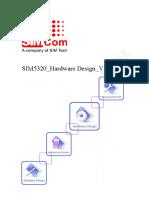 Sim5320 Hardware Design v1.05
