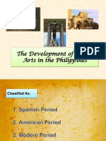 Chapter 7 the Development of Visual Arts in the Philippines