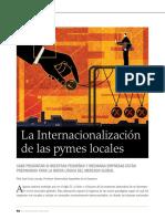 Internacionalizacion de las Pymes