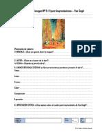 Lectura de Imagen 5 Postimpresionismo Van Gogh