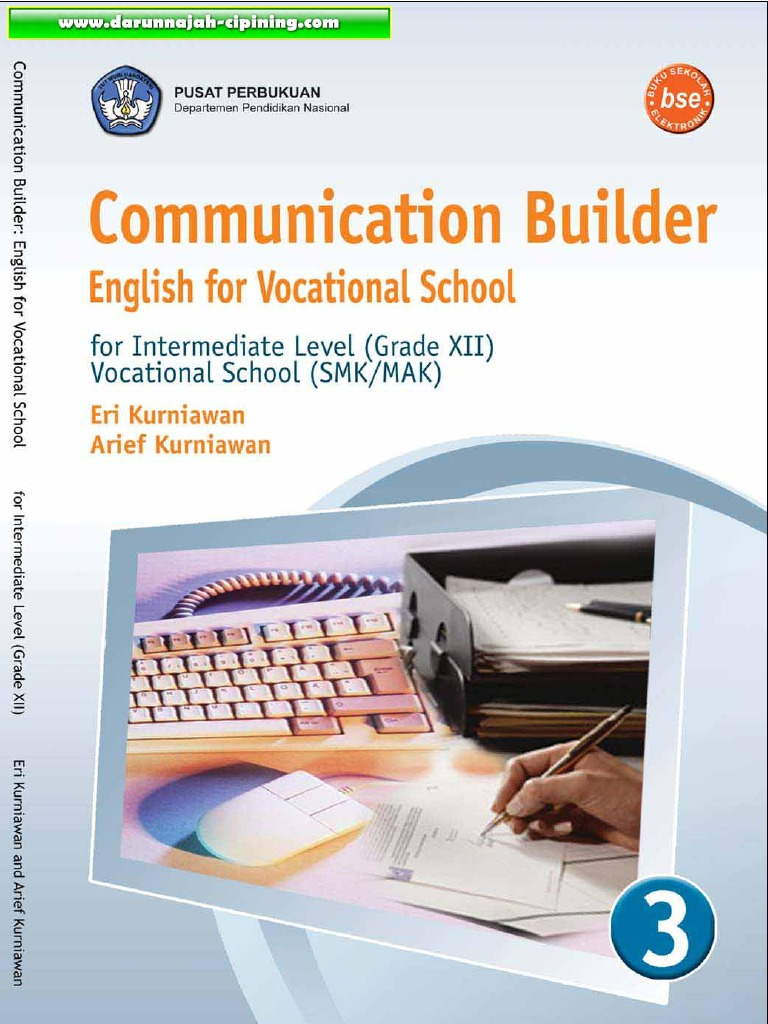 Communication builder english for vocational school for communication builder english for vocational school for intermediate level untuk smkmak kelas xii occupational hygiene occupational safety and health fandeluxe Choice Image