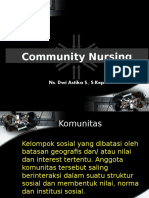 Community Nursing Care