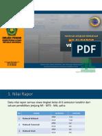 Panduan Raport EMIS Revisi
