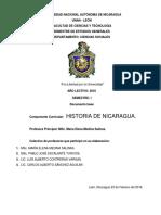 Dosier Historia de Nicaragua