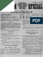 Diploma Legislativo 120 71 Mozambique