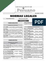 EL PERUANO Nl 20170607