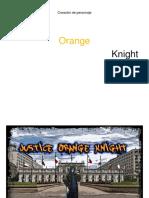 Justice Orange Knight